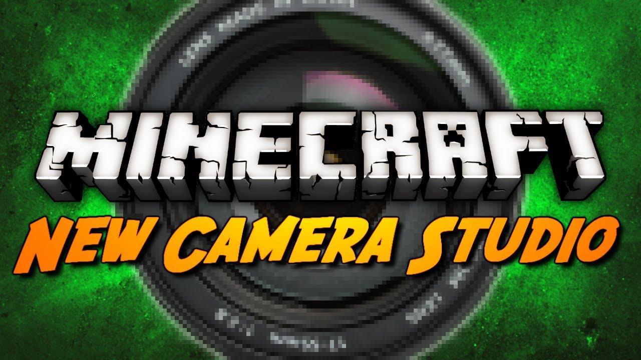 Скачать мод Camera Studio для minecraft