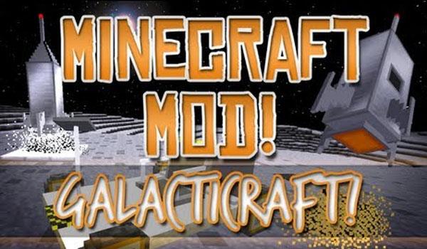 Скачать мод Galacticraft 3 для minecraft